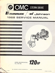 Outboard Motor Service Manuals