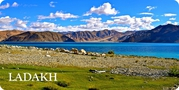 Summer Holiday Place in the Indian Subcontinent - Ladakh