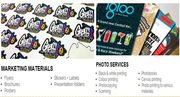 Sticker Printing Services Melbourne | Classic Colour Copying