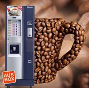 Buy Espresso Coffee Vending Machines in Melbourne