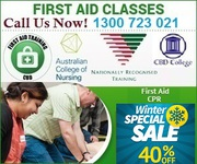CBD College First Aid & CPR Certifications Renewal Australia