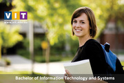 Bachelor of Information Technology and Systems-VIT ,  BITS Melbourne,  Australia