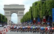 Tour De France Trip with Mummu Cycling