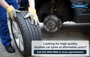 Buy High Quality Cheap Car Tyres in Melbourne