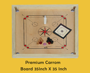 Premium Quality Carrom Board at Low Price