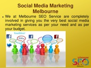 Social Media Marketing Company Melbourne