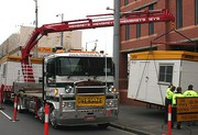 Boom Lift and Crane Truck Hire in Melbourne - Membreys