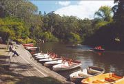 Waterfront Reception and Restaurants in Melbourne - Studley Park Boath
