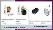 Home Automation Products with Zwave Technology - SmartHome