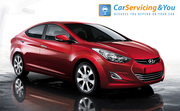 Hyundai Car Service at Car Servicing and You
