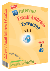 Get Email Addresses in Bulk Using Internet Email Extractor