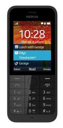 Nokia 220 Dual SIM Black Unlocked GSM Phone
