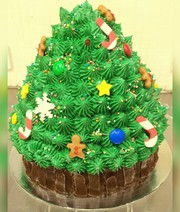 Christmas Cake Online Melbourne