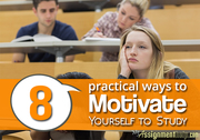 Learn the Tips to Get Motivated to Study on MyAssignmenthelp.com