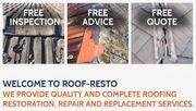 Roof Resto Provides Roof Repairs Services in Melbourne