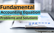 Learn About Accounting Equations on MyAssignmenthelp.com Australia