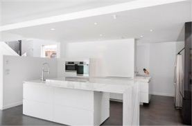 brentwood kitchens offers modern kitchen designs in