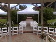 Why ordinary marquees when you can hire wedding marquees