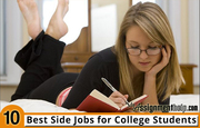 Know About Good Jobs for College Students on MyAssignmenthelp.com