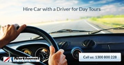 Why drive yourself when you can hire car with driver