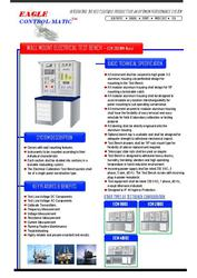 Eagle Control-Matic - ECM 3100WM