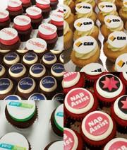 Branded Cupcakes Melbourne