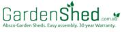 Garden Sheds Melbourne - Absco Sheds | Garden Shed