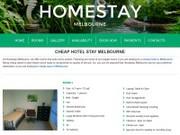 Cheap hotel Melbourne