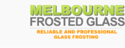 Melbourne Frosted Glass
