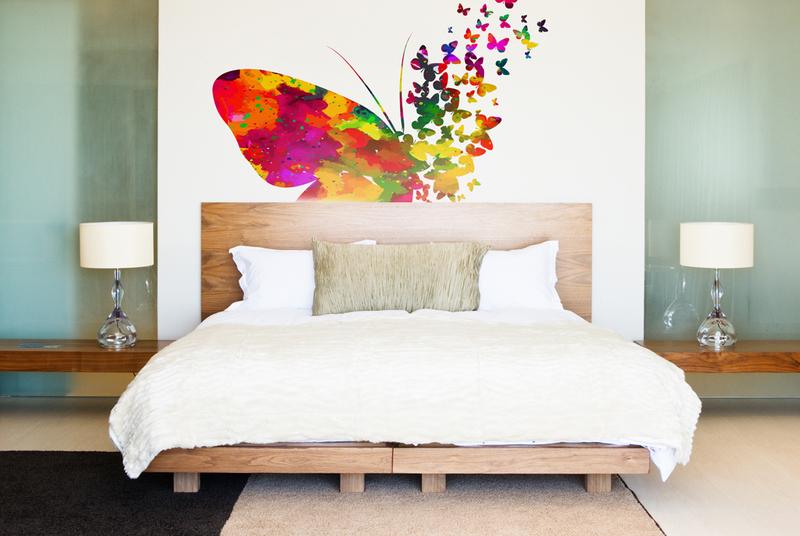 Custom murals printing opticure solutions melbourne for Custom mural printing