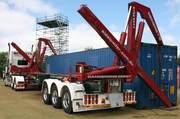Membrey's Provides Hiab Crane for Hire in Melbourne