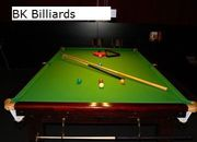 Best Quality Of Billiard Tables in Melbourne - B & K Traditional Billi