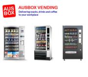 Ausbox Vending Machine for Sale