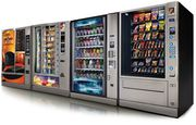 A Range of Vending Machines for Sale