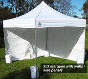 Instant and Perfect Outdoor Marquee Solutions