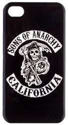 Sons of Anarchy iPhone 4 Case & Skins