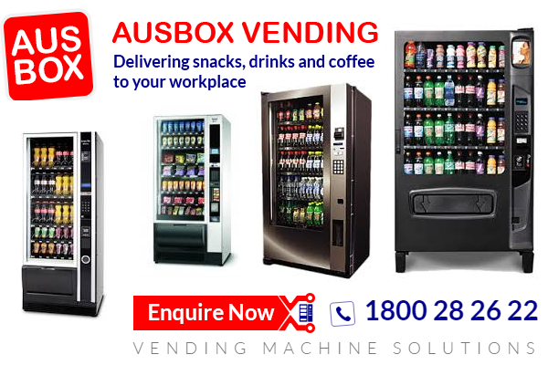 The Best Drink Vending Machines Supplier In Melbourne