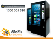 Get Australia's Best Vending Machines for Free