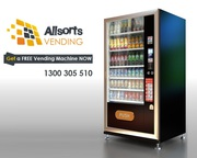 Profitable Drink Vending Machines for Sale
