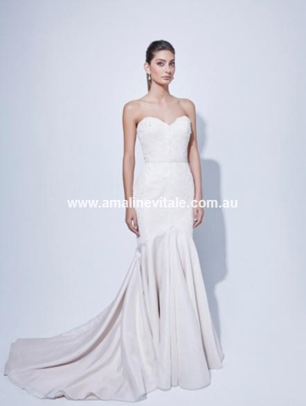 Wedding dresses couture melbourne melbourne clothing for Denim wedding dresses for sale