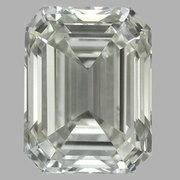 Stunning Looking Emerald Cut Diamonds