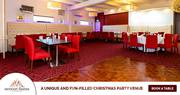 Christmas Party Venue in Melbourne
