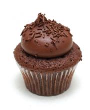 Devil Dark Chocolate Cupcake Melbourne