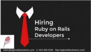 Hire Full Stack Ruby On Rails Developer For Application Development