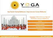 Yoga Teacher Training Melbourne - Yoga School Of India