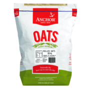Purchase Anchor Rolled Oats 15kg at Goodman Fielder online store