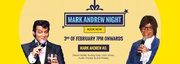 Book A Table to Enjoy Food with Mark Andrew Performance At Shavan's