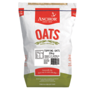 Shop Anchor Topping Oats 20kg at Goodman Fielder online store
