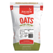 Anchor Quick Cook Oats 20 KG - Goodman Fielder Food Service