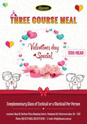 Choosing Shavans Restaurant for your Valentine's Day Dinner